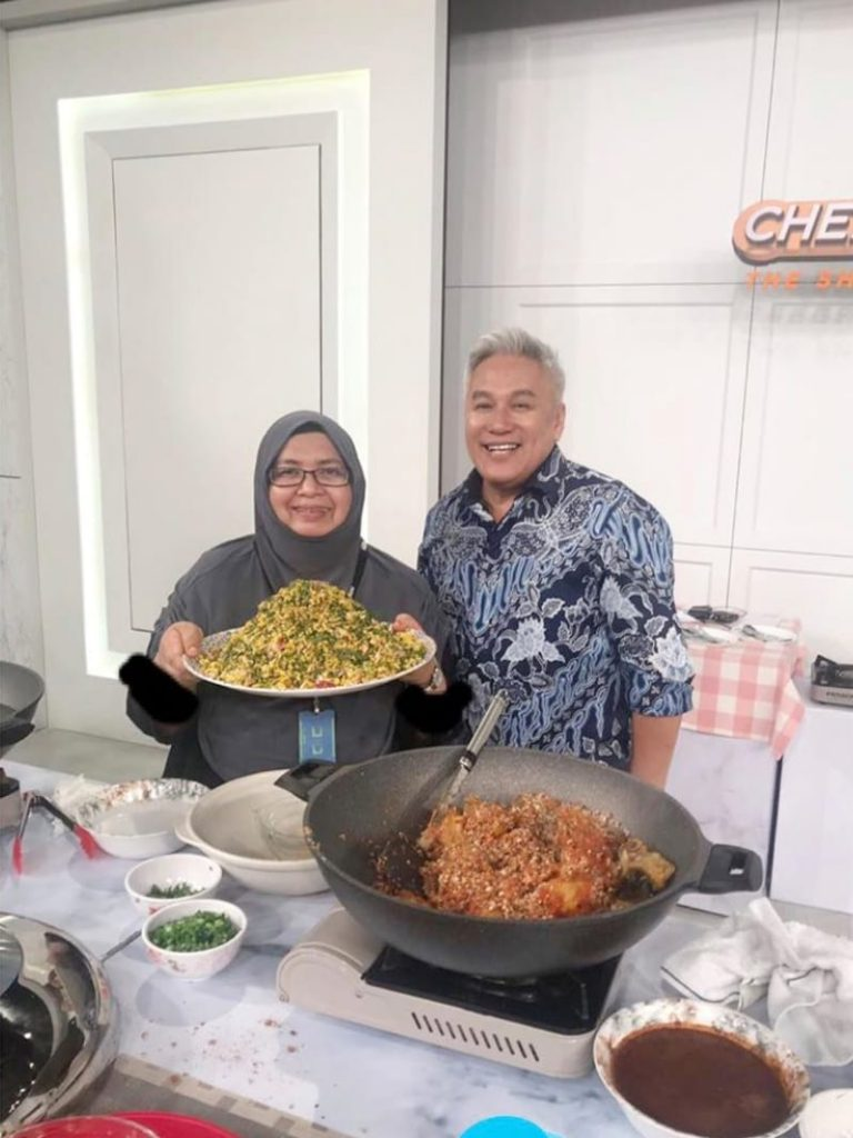 An Experience Of A Lifetime With Chef Wan