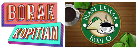 Featured on Malaysia Borak Kopitiam & Nasi Lemak Kopi O