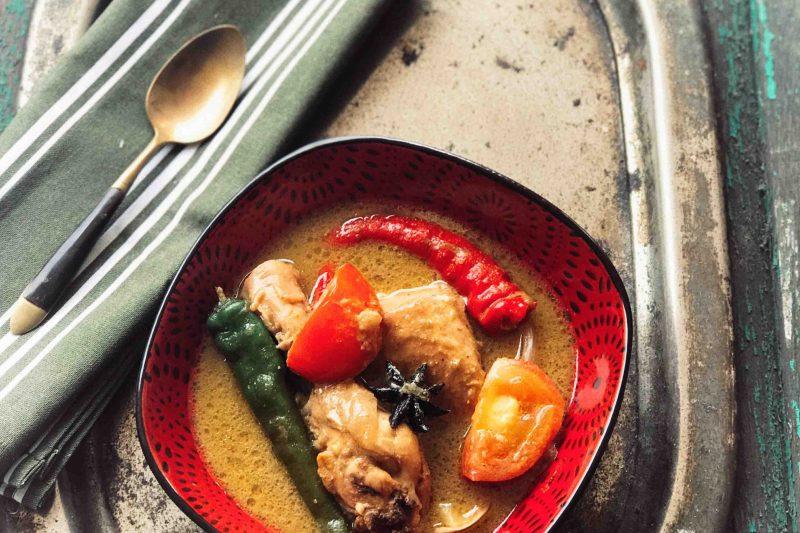 Lauk Pauk – Kurma Ayam