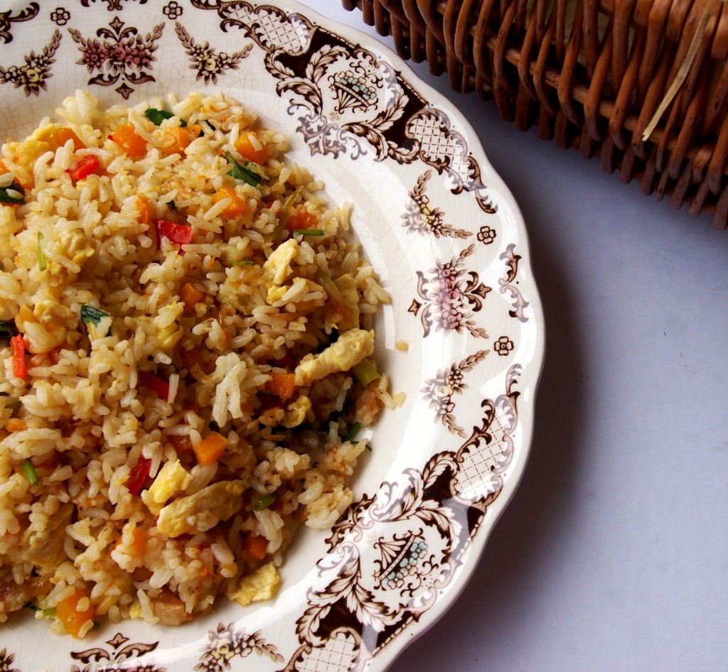 Lauk Simple – Nasi Goreng Labu