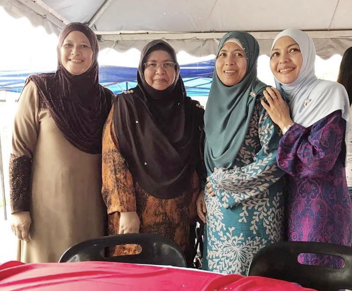 Jejak Kasih with Norlia