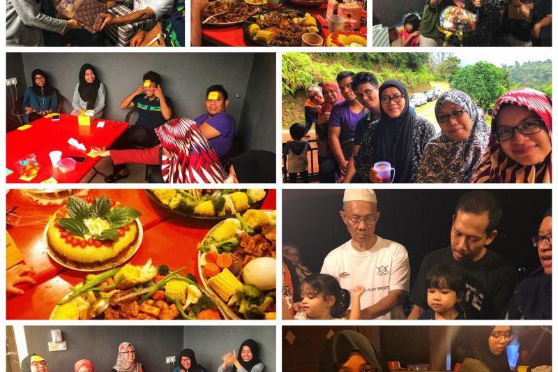 Guesting at Nyah's Family Day