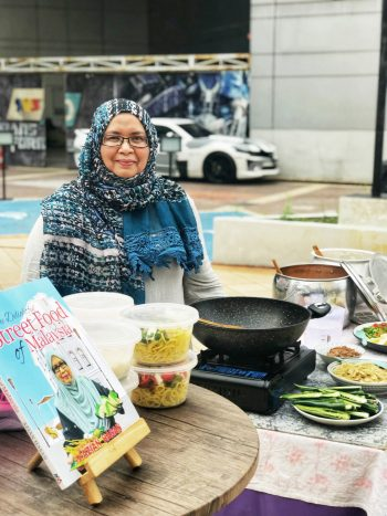 Chef Azian Hasan
