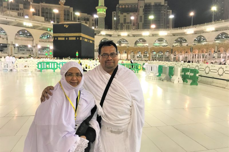 Umrah: A Yearning Fulfilled
