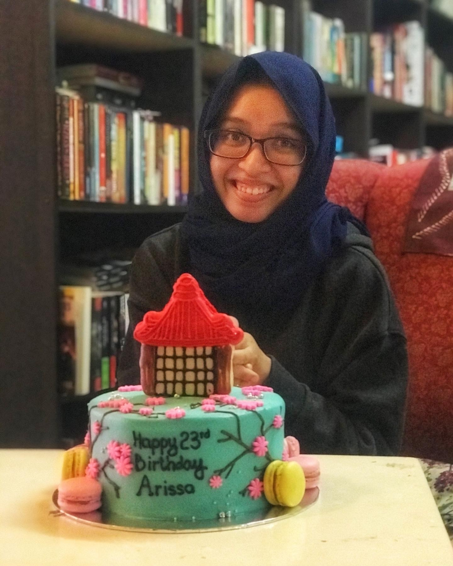 Happy Birthday Arissa