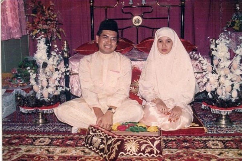 The 26th Wedding Anniversary