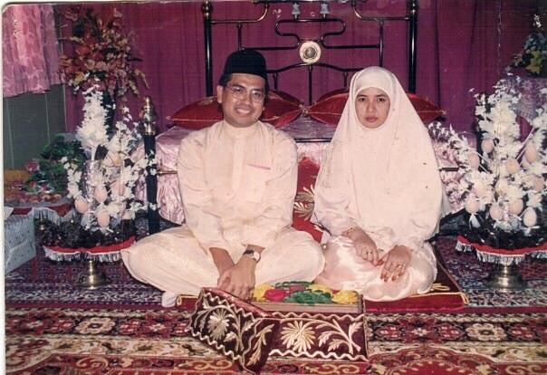 The 26th Wedding Anniversary Kak Yan By Azian Hasan