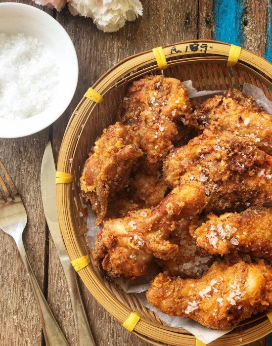 Lauk Simple –  Ayam Goreng Buttermilk