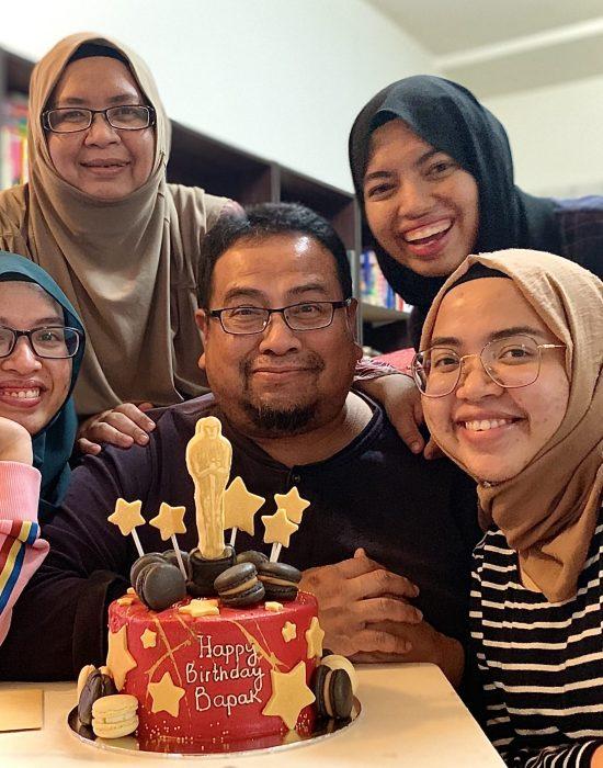 Selamat Hari Lahir Tuan Suami