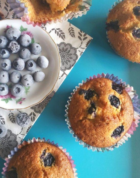 Aroma Bakeri – Muffin Blueberry