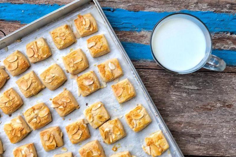 Aroma Bakeri – Biskut Badam