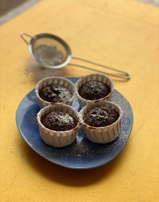 Aroma Bakeri – Kek Coklat Kukus