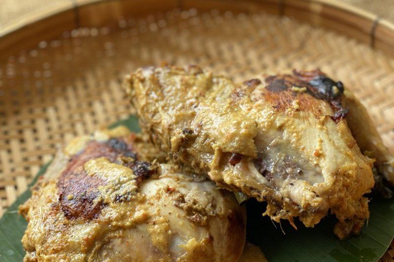 Ayam Bakar Padang