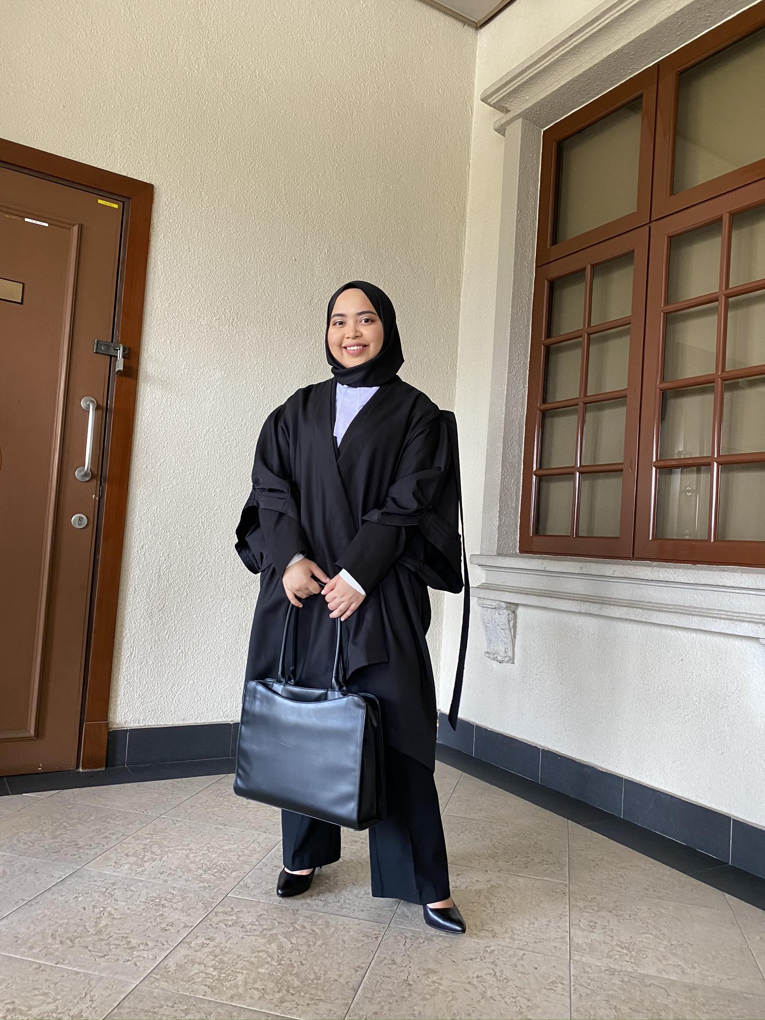 Asma Mior Got Lawyered