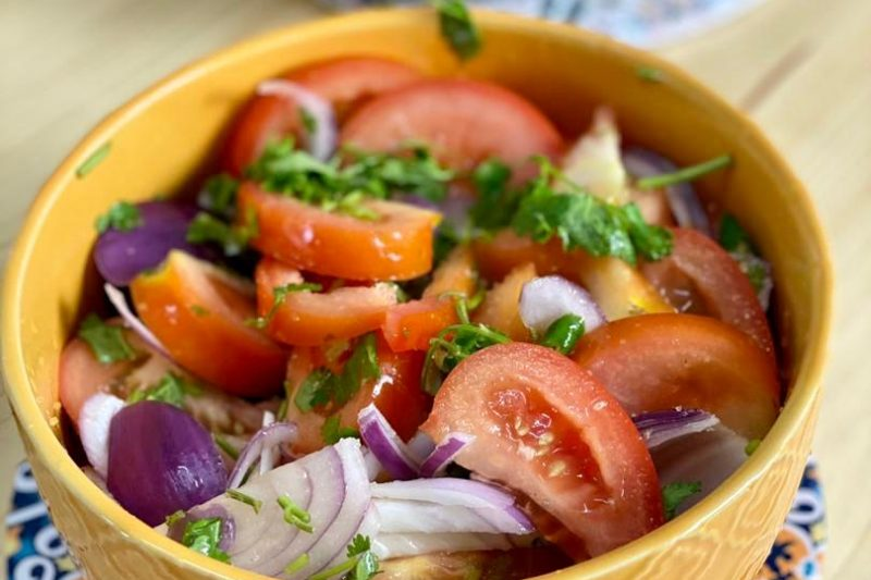 Salad Tomato Ala Thai
