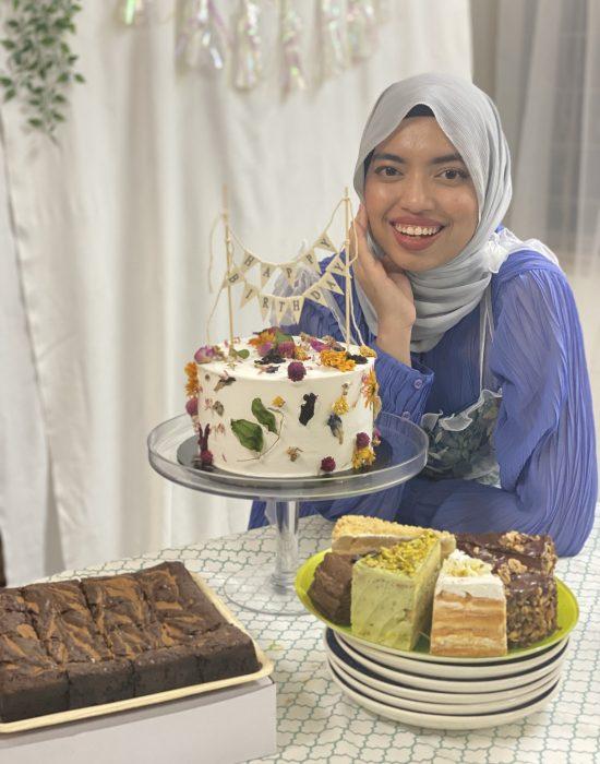 Birthday Alia in 2021